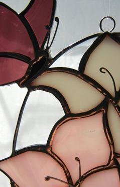 Lilies Suncatcher